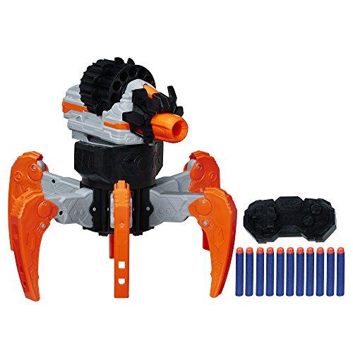 新低价:Hasbro 孩之宝 NERF TerraDrone 遥控战斗机器生物 $34.99+$13.58直邮中国(约¥300)