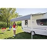 Fiamma Campingartikel 071255cm Roll-Out Caravan Vorzelt-Deluxe grau (06760b01t)