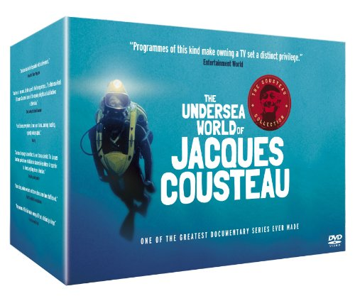 The Undersea World of Jacques Cousteau [DVD]