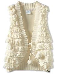Roxy Girls Looped Sweater Pearl Seaspray