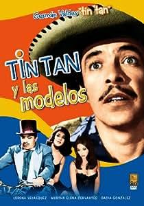 Amazon.com: Tin Tan y las Modelos: Tin-Tan, Lorena Velazquez, Martha