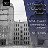 St Petersburg Philharmonic Orchestra Shostakovich: Symphony No. 7 Op. 60 Leningrad