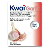 Kwai Heart Care Garlic Tablets 100 Mg Pack of 560