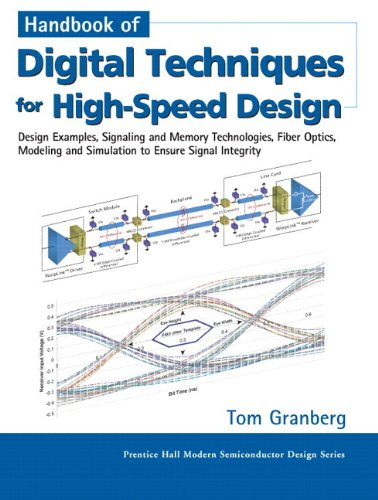Download Handbook Of Digital Techniques For High Speed Design Design Examples Signaling And