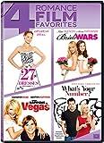 27 Dresses / Bride Wars / What Happens in Vegas [DVD] [Region 1] [US Import] [NTSC]