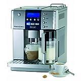 "DeLonghi One Touch ESAM6600 Kaffee-Vollautomat PrimaDonna (1.8 l, integriertes Milchsystem ) silbervon ""DeLonghi"""