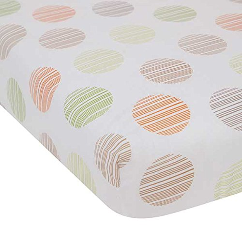 Woodland Tales Crib Fitted Sheet - Different From Sheet in Set - 1