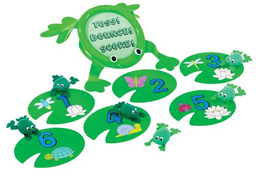 i-play Leaping Frogs Game