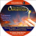 Hour of Opportunity Audiobook by Richard Gorham, Orison Swett Marden Narrated by Richard Gorham