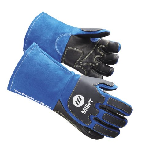 Miller 263351 Arc Armor Extra Heavy Duty Mig/Stick Welding Glove, X-Large