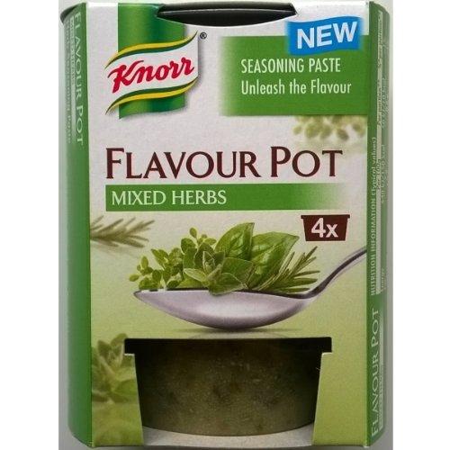 knorr-misto-erbe-gusto-pot-4-x-4-pots