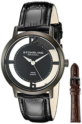 Montres Bracelet - Homme - Stuhrling Original - 388G2.SET.04
