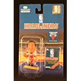 SCOTTIE PIPPEN / CHICAGO BULLS * 3 INCH * 1996 NBA Headliners Basketball Collector Figure