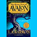 Child of the Dark Prophecy: The Great Tree of Avalon (       UNABRIDGED) by T.A. Barron Narrated by Richard Easton