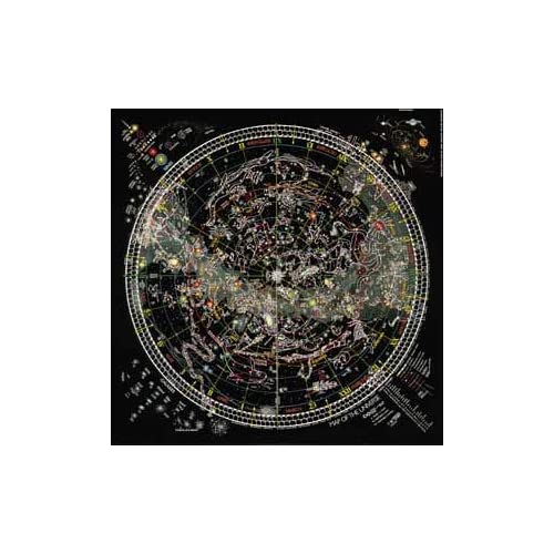 Map of the Universe/Poster and Booklet: Thomas Filsinger