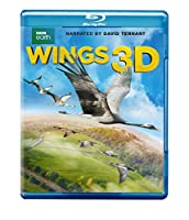 Wings 3D BD [Blu-ray] from BBC Home Entertainment
