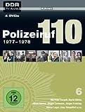 Polizeiruf 110 - Box 6: 1977-1978 (DDR TV-Archiv) [4 DVDs]