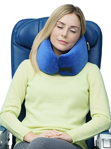 NEW-Travelrest-Ultimate-Memory-Foam-Travel-Pillow-Therapeutic-Ergonomic-Patented-Washable-Cover-Most-Comfortable-Neck-Pillow-Compresses-to-14-of-its-Size