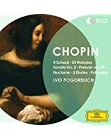 Chopin : 4 Scherzi / 24 Preludes