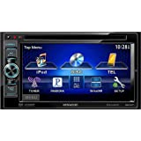 Kenwood Double-DIN In-Dash 6.1″ LCD Touchscreen AM/FM/DVD/MP3/USB Car Stereo Receiver w/ Bluetooth Wireless Capabilities, USB Port, Built-in iPod, iPhone, and iPad Control, Pandora Radio Link with iPhone and Android, and SiriusXM Radio Ready