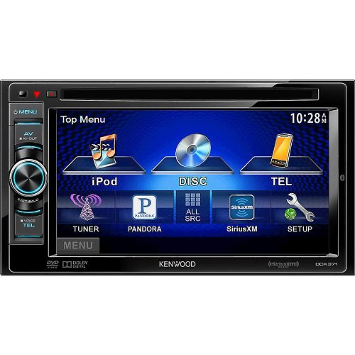 Alpine touch screen cd player