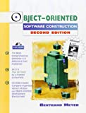 Object-Oriented Software Construction (Book/CD-ROM) (Prentice-Hall International Series in Computer Science)