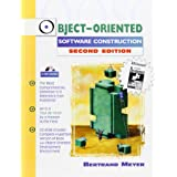 Object-Oriented Software Construction (Book/CD-ROM) (2nd Edition) ~ Bertrand Meyer