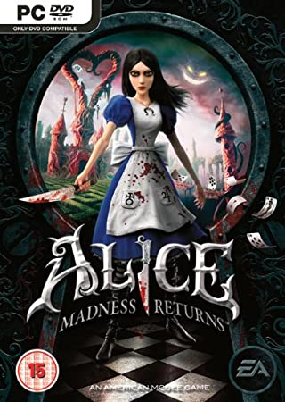 Alice: Madness Returns (PC DVD) [Importación inglesa]