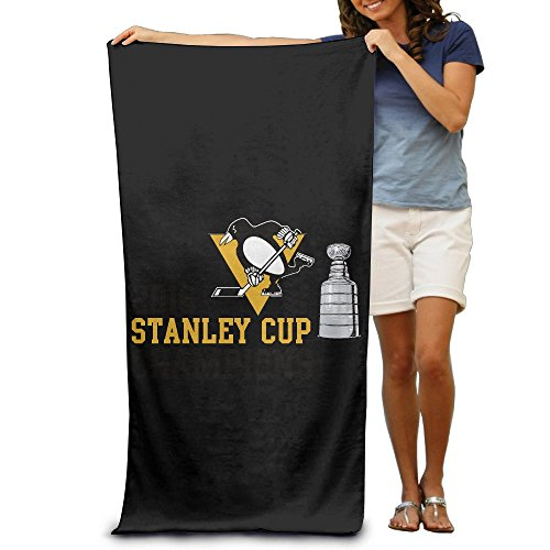 Tocige 2016 Stanley Cup Champs Beach Towel/Bath Towel/Pool Towel For Adults 31.5*51.2 Inch