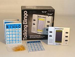 excalibur speaking bingo machine