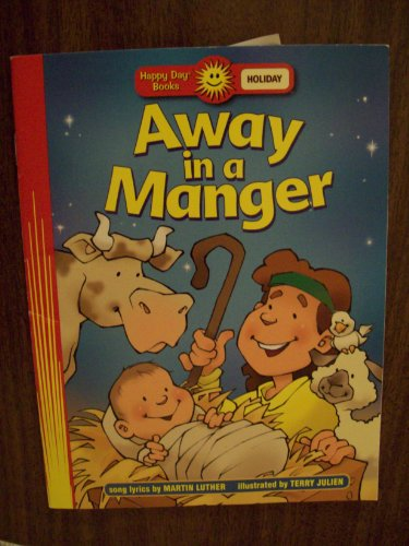 Away In A Manger (Coloring Books)