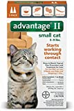 Advantage II Small Cat 2-Pack