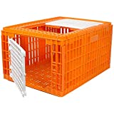 RentACoop Poultry Carrier Crate model# CC-101 (fits 4 - 5 Turkeys) 30'' x 23'' x 17