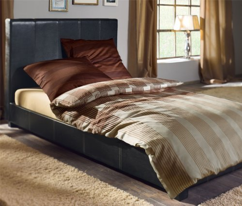 s.Oliver, Set Biancheria da letto, Marrone (Braun), 135 x 200 cm