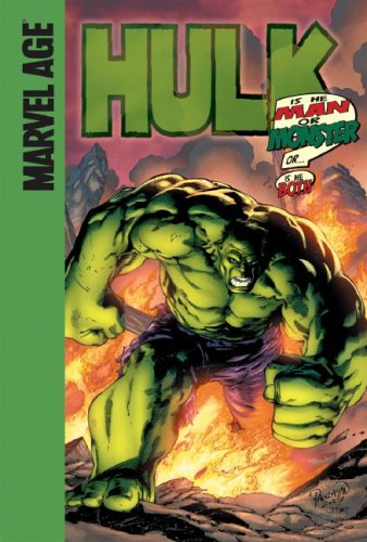 Hulk Is He Man or Monster Or. Is He Both? (Hulk Set II)