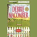 1022 Evergreen Place Audiobook by Debbie Macomber Narrated by Sandra Burr