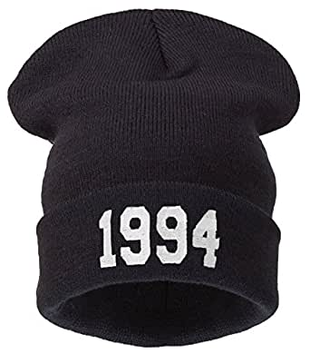 4sold (TM) bad hair day beanie hats and more (1994 black)