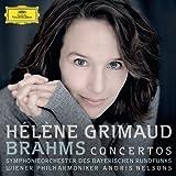 Brahms: Piano Concertos (Live)