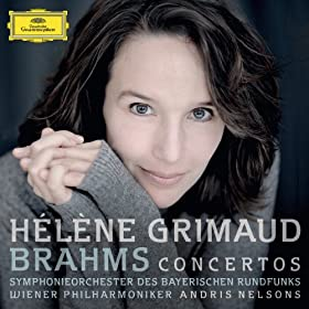 Brahms: Piano Concertos (Live) [+digital booklet]