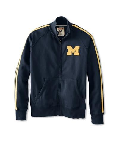Tailgate Clothing Company Men's Michigan Track Jacket