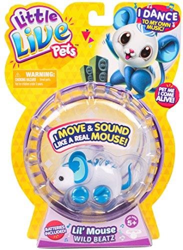 Little Live Pets Mouse - Wild Beatz