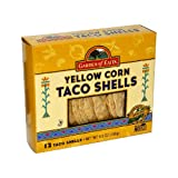 Garden of Eatin Yellow Taco Shells, 5.5 Ounce Boxes (Pack of 12)