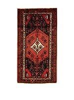 Kilim Carpets by Jalal Alfombra (Rojo/Beige)