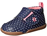 Carter's Every Step Christy P Walker Shoe (Infant/Toddler), Navy Dot, 3.5 M US Toddler