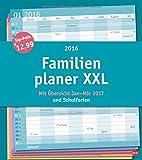 Familienplaner XXL Basic 2016