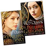 Philippa Gregory Philippa Gregory Cousins War 2 Books Collection Pack Set RRP: £15.98 (The White Queen, The Red Queen)