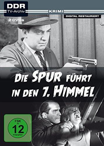 Die Spur führt in den 7. Himmel (DDR-TV-Archiv) [2 DVDs]