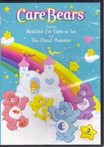 Care Bears Present Bedtime For Care-A-Lot And The Cloud Monster front-335447
