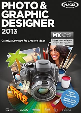 MAGIX Photo & Graphic Designer 2013 [Download]