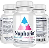Nuphorin™ Fast-Acting Anxiety Relief ✭ Pharmaceutical Grade Anti-Anxiety Formula For Anxiety, Stress Relief and Panic Attacks with Magnesium, Ashwagandha, 5-HTP, GABA, Folic Acid, DMAE, Niacinamide, Chamomile and B-Vitamins (60 Capsules) ✭ Safe & Effective ✭ 100% Money Back Guarantee!